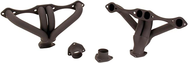Small Block Fits Chevy Hugger Tight-Fit Headers for Angle Plug Heads, Raw