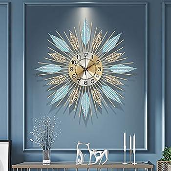 Best starburst wall clock Reviews