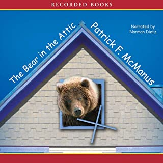 The Bear in the Attic cover art