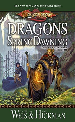 Dragons of Spring Dawning (Dragonlance Chronicles Book 3) (English Edition)