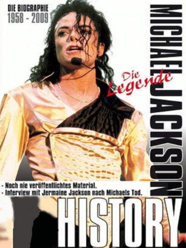 Michael Jackson - History - Die Legende [OV]