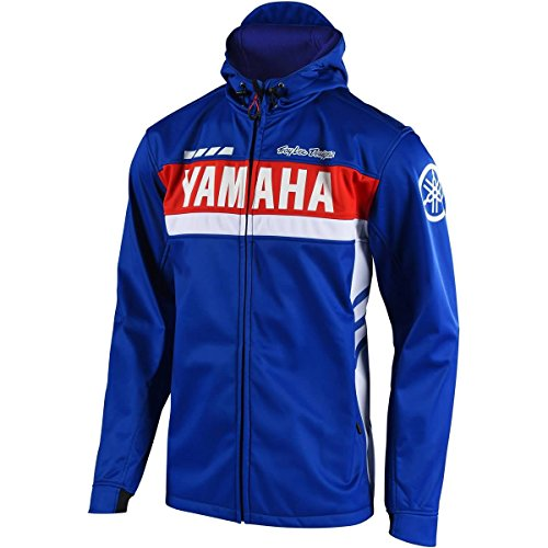 Troy Lee Designs Men's TLD Yamaha RS1 Tech Jackets,Medium,Blue