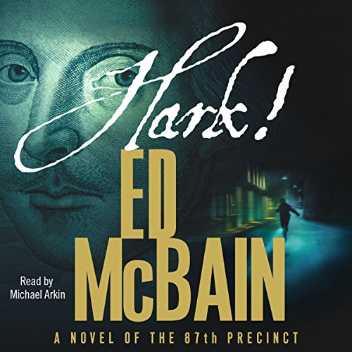 Hark! audiobook cover art
