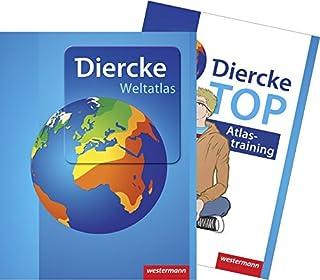 Diercke Weltatlas – Aktuelle Ausgabe: inkl. TOP Atlastraining