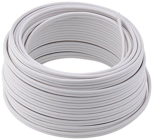 Hama - Cable para altavoces (2 x 1,5 mm², 20 m)