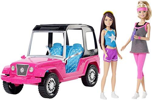 Barbie CML25 - Skipper Geländewagen, Puppe