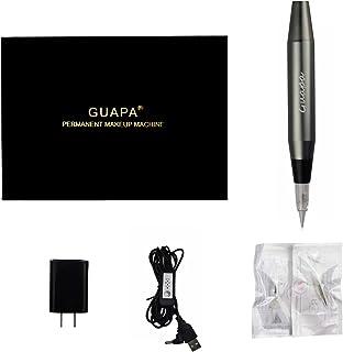 Guapa Microblading Tattoo Machine Electric MST Permanent Makeup Machine Tattoo Gun Device for Eyebrow Eyeliner Lip Body Ar...