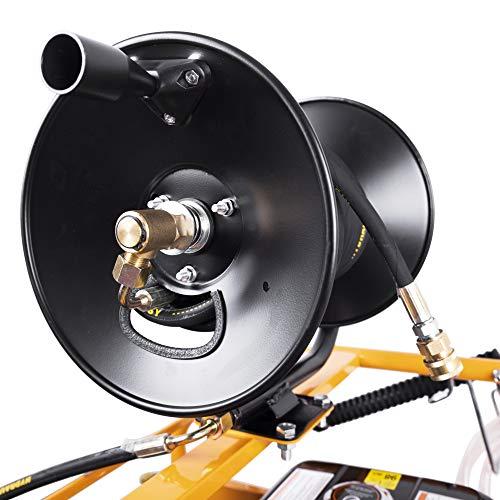 Strahlemann SM-LB250B Benzin-Hochdruckreiniger - 7