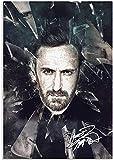 ZYYSYZSH Rompecabezas de cartón 1000 Piezas DJ David Guetta Carteles Juguetes para niños Adultos Juego de descompresión (38X26CM)