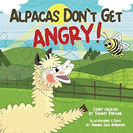Alpacas Don't Get Angry
