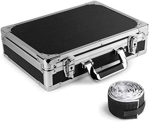 Vangoa Ghost Fire Sturdy Locking Aluminum Guitar Effect Pedal Case Locking with Aluminum Edge product image