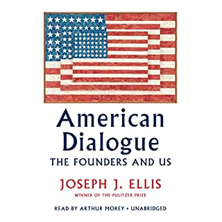 American Dialogue audiobook cover art
