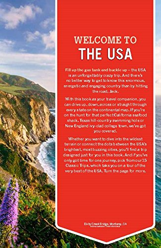 Lonely Planet USA's Most Useful Trips (Trips Country) - 51a+5t9ExlL