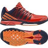 adidas Volley Response 2 Boost W, Scarpe da pallavolo Donna, Blu (Azumis/Narbri/Corsen), 40.5 EU