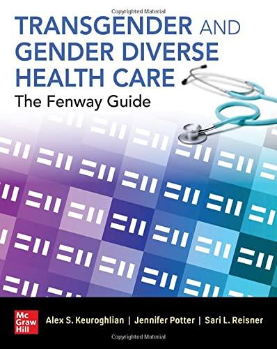 Transgender and Gender Diverse Health Care: The Fenway Guide