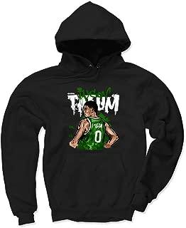 500 LEVEL Jayson Tatum Boston Basketball Sweatshirt - Jayson Tatum Pose