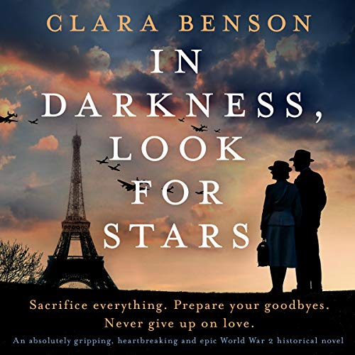 In Darkness, Look for Stars cover art