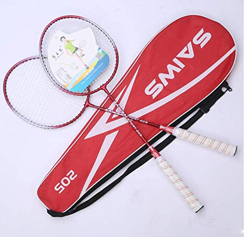 YXZQ Badminton Net, Best Sporting Badminton Game Set Consisting of 2 Rackets,Outdoor Garden Family Sports