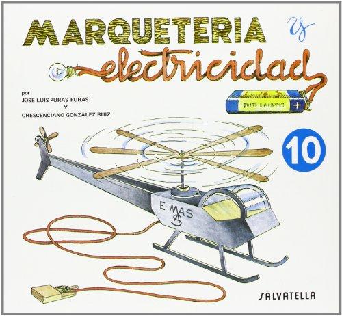 Marqueteria y electricidad 10: Helicóptero (Marquetería y electricidad)
