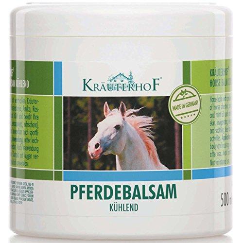 Kräuterhof Pferdebalsam kühlend 2 x 500 ml