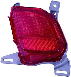 TYC 17-5491-00-1 Toyota Highlander Right Replacement Reflex Reflector