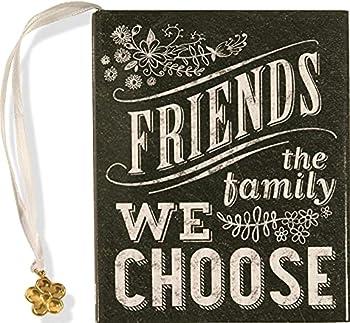 Friends  The Family We Choose  mini book