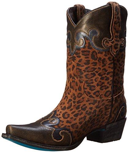 [Lane Boots] レディース カラー: ブラウン