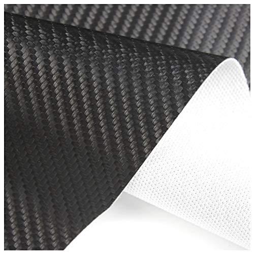 Negro Tela de Piel Sintética 100x140cm Tela de Polipiel Vinilo para Reparación de Muebles,Coches,Cubierta de Asientos