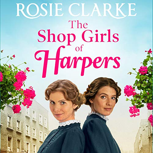 The Shop Girls of Harpers cover art
