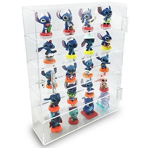 small acrylic display case - 2