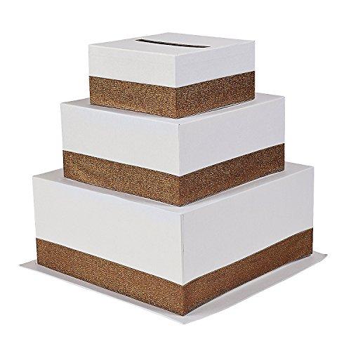 Copper Wedding Card Box