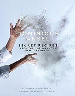 Dominique Ansel Secret Recipes NY Bakery