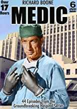 MEDIC - 44 Episodes from The Groundbreaking Hospital Series