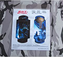 Katekyo Hitman Reborn Design Decorative Protector Skin Decal Sticker for PSP 3000