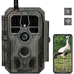 E8 Wildkamera Bluetooth
