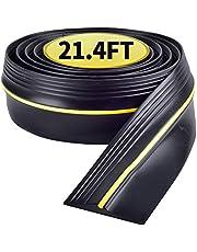 11.5FT/ 21.4FT Garage Deur Drempel Seal Weerbestendig Eenvoudig Snijden Vervangende Strip