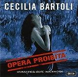 Cecilia Bartoli - Opera Proibita (Händel · Scarlatti · Caldara) / Minkowski · Les Musiciens du Louvre - Cecilia Bartoli