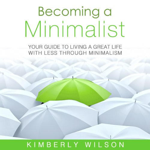 Becoming a Minimalist cover art