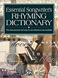 Essential Songwriter's Rhyming Dictionary: Pocket Size Book (LIVRE SUR LA MU)