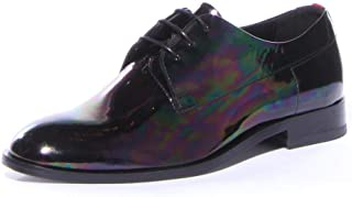 Hugo Boss Men Smart_Derb_Pairi Dress Shoes Shoes