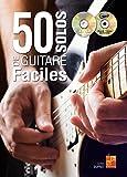 """50 superbes solos de guitare, inspirés des plus grands artistes d'hier et d'aujourd'hui. Ces solos dits """"faciles"""" ont la particularité d'être accessibles au plus grand nombre, permettant à chacun de se faire plaisir... en tenant la guitare """"lead"""". Po..."""
