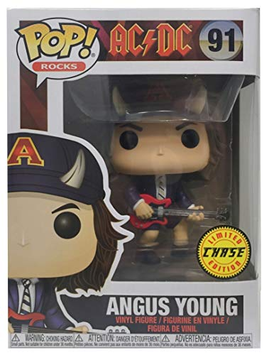 Third Party - Figurine ACDC - Angus Young Chase Pop 10cm - 3700936116758