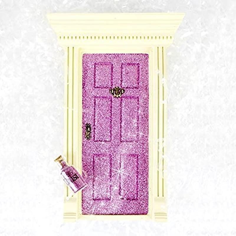 Lil Fairy Door Door Novelty Sparkle Pink