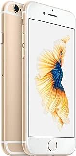Apple iPhone 6s Gold 16GB SIM-Free Smartphone (Renewed)