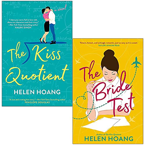 The Kiss Quotient series 2 Books Co…