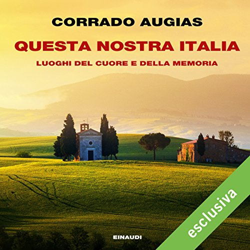 Questa nostra Italia audiobook cover art