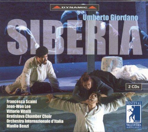 Siberia: Act I: Un giovine ufficial chiede di te (Ivan, Nikona, Vassili)