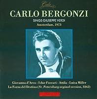 Verdi;Opera Arias