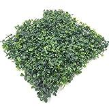 Estera de Césped Artificial, hierba falsa de plástico Césped Artificial Césped 9.8'X9.8' interior al aire libre verde césped sintético Micro paisaje decoración casa jardín decoración