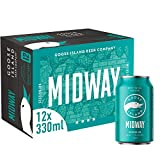Goose Island Midway Session India Pale Ale (IPA) American Craft Beer 12 x